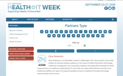 Health IT Week