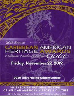 26th Annual Caribbean American Heritage Awards Gala
