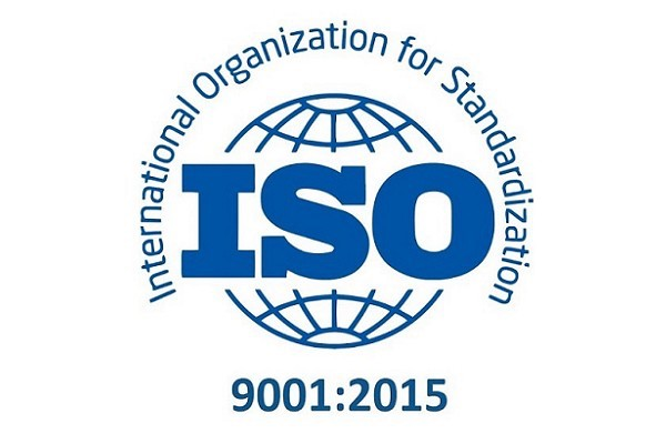 Zane Networks ISO 9001:2015 Image