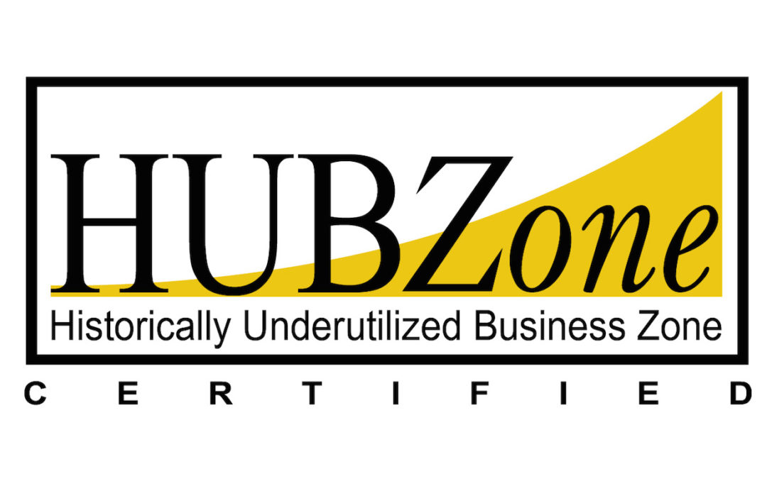 Zane Networks is HubZone Certified Logo