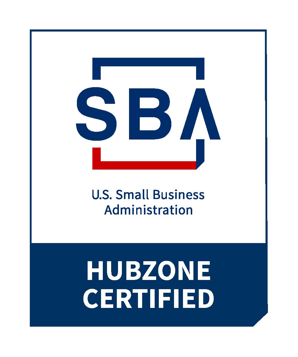 HUB Zone Certification Logo